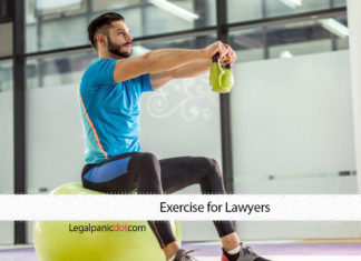 exercise for lawyers
