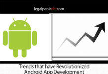 Top five Trends that have Revolutionized Android App Development in 2017