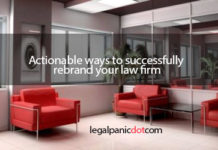 Actionable Ways to Successfully Re-Brand Your Law Firm