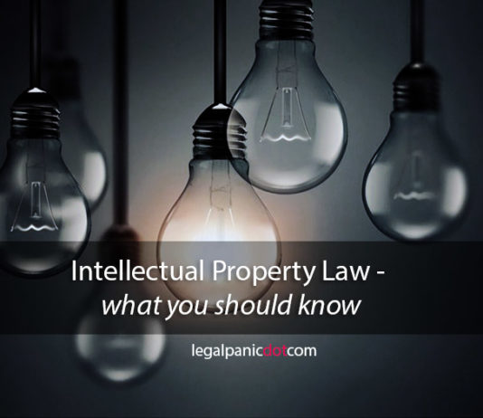 Intellectual Property Law – What you should know