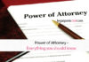 Power of Attorney (POA) - Complete guide